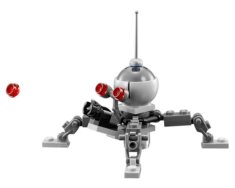 LEGO Set 75142-1 Homing Spider Droid