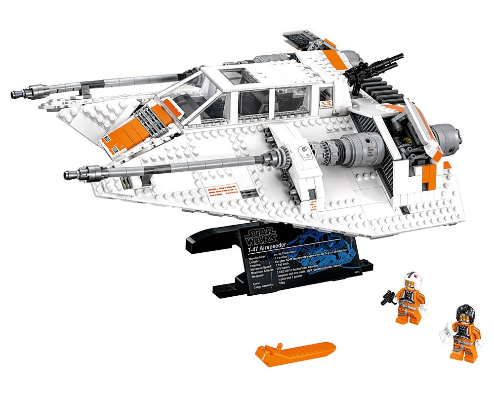 LEGO Set 75144-1 Snowspeeder (Model - A-Model)
