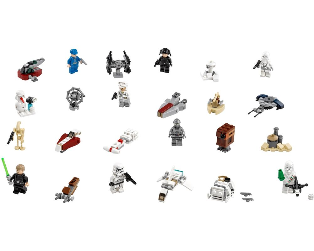 LEGO Set 75146-1 Advent Calendar 2016 Star Wars (LEGO - Model)