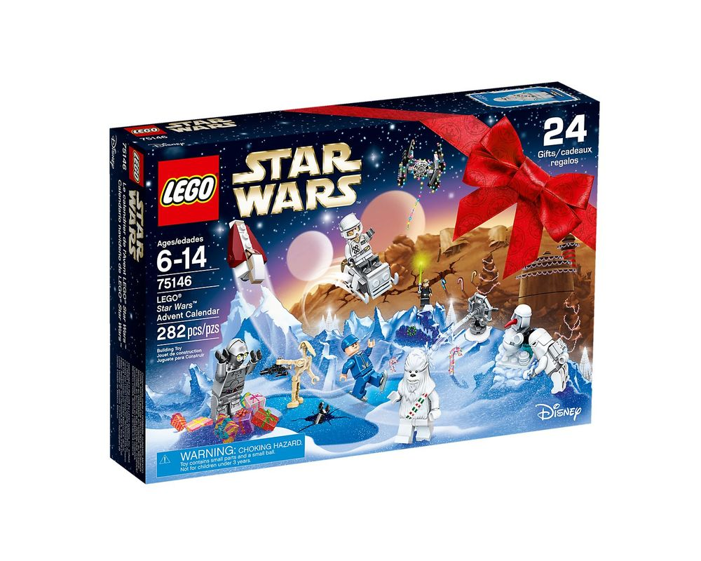 LEGO Set 75146-1 Advent Calendar 2016 Star Wars