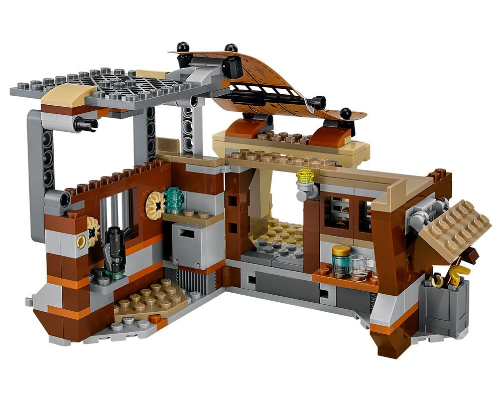 LEGO Set 75148-1 Encounter on Jakku