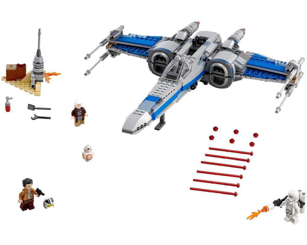 LEGO Set 75149-1 Resistance X-Wing Fighter (Model - A-Model)