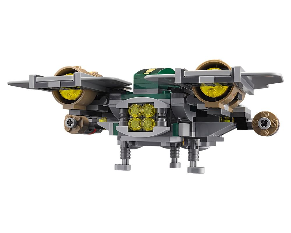 LEGO Set 75150-1 Vader's TIE Advanced vs. A-Wing Starfighter
