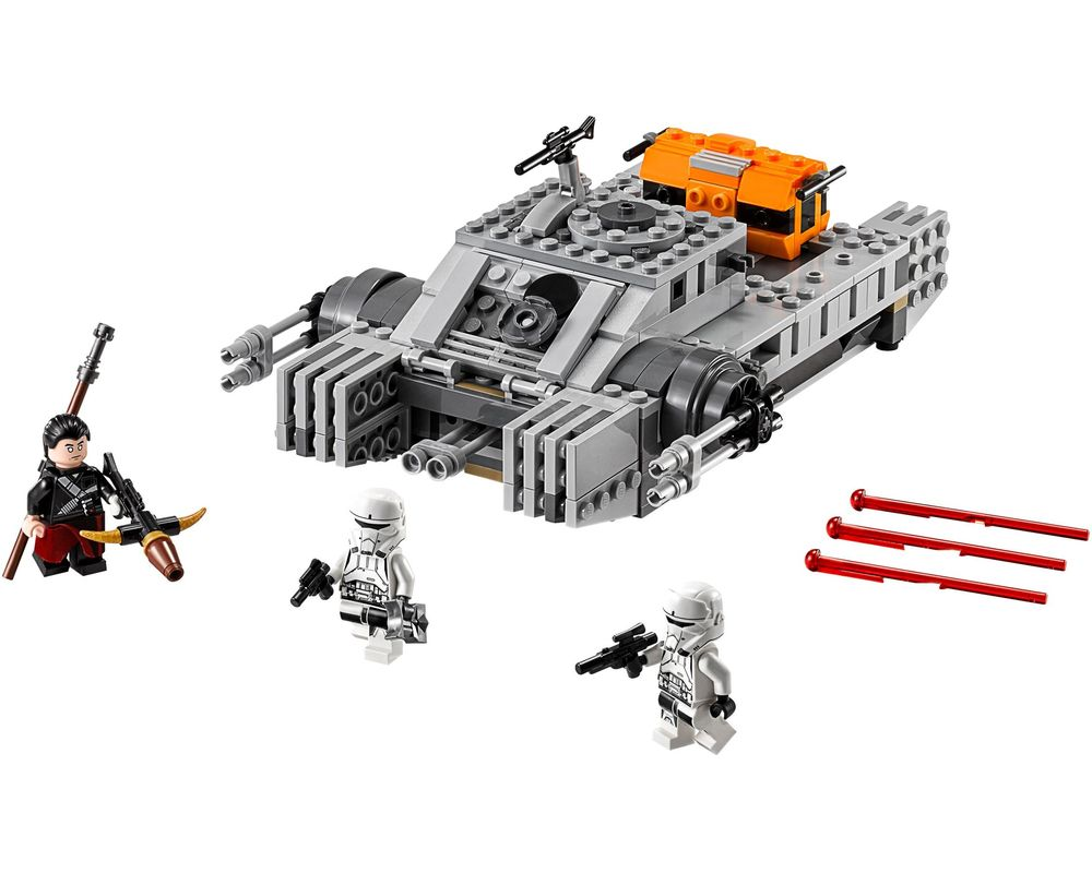 LEGO Set 75152-1 Imperial Assault Hovertank (LEGO - Model)
