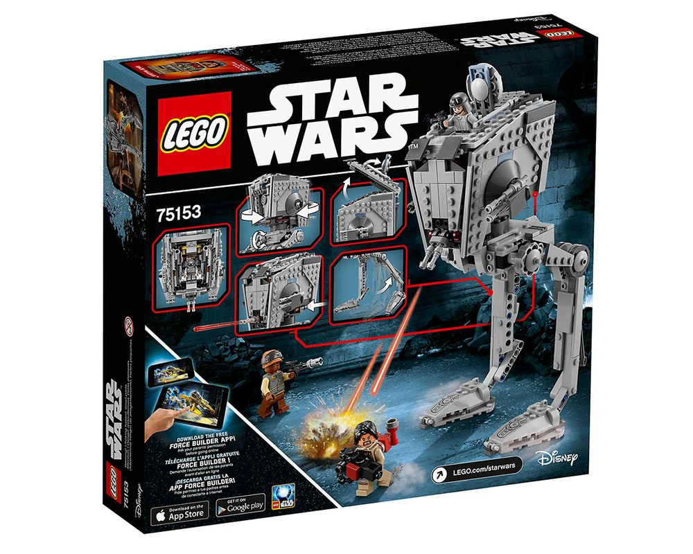 LEGO Set 75153-1 AT-ST Walker