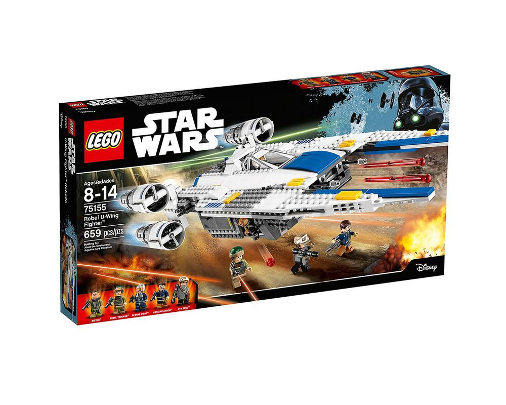 LEGO Set 75155-1 Rebel U-Wing Fighter