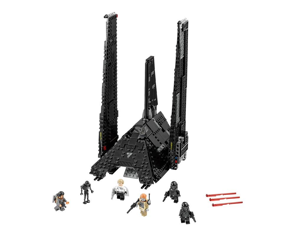 LEGO Set 75156-1 Krennic's Imperial Shuttle (LEGO - Model)