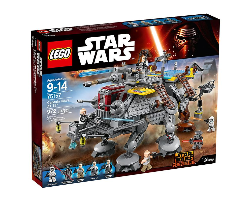 LEGO Set 75157-1 Captain Rex's AT-TE