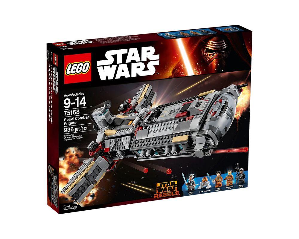 LEGO Set 75158-1 Rebel Combat Frigate
