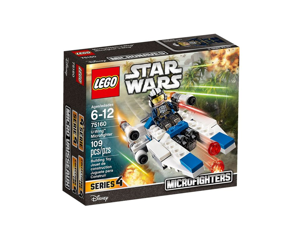 LEGO Set 75160-1 U-Wing Microfighter