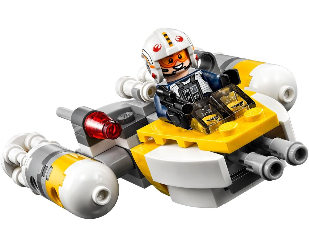 LEGO Set 75162-1 Y-Wing Microfighter (Model - A-Model)