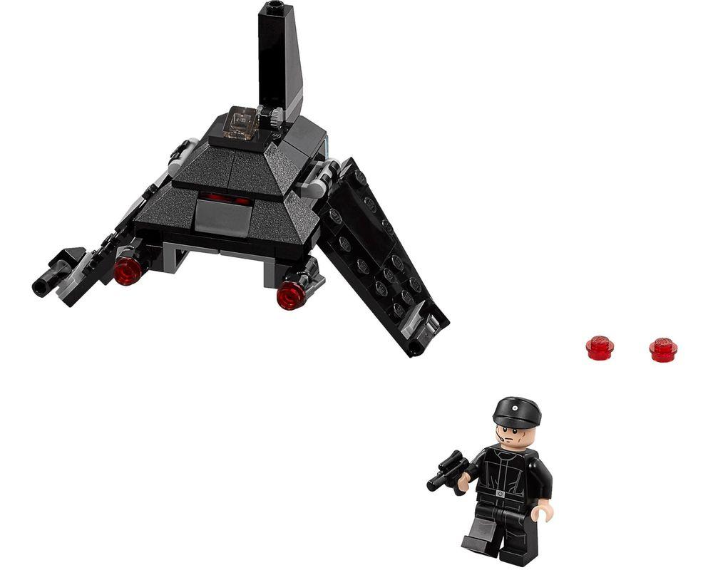 LEGO Set 75163-1 Krennics Imperial Shuttle Microfighter (LEGO - Model)