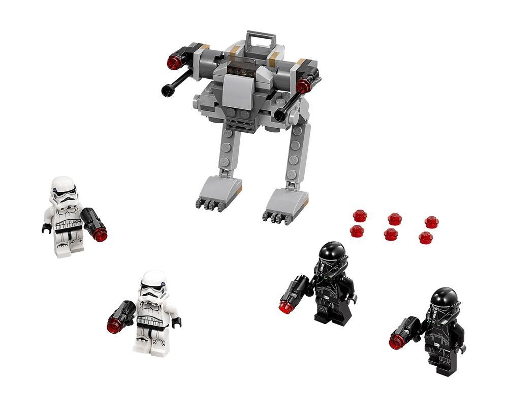 LEGO Set 75165-1 Imperial Trooper Battle Pack (LEGO - Model)