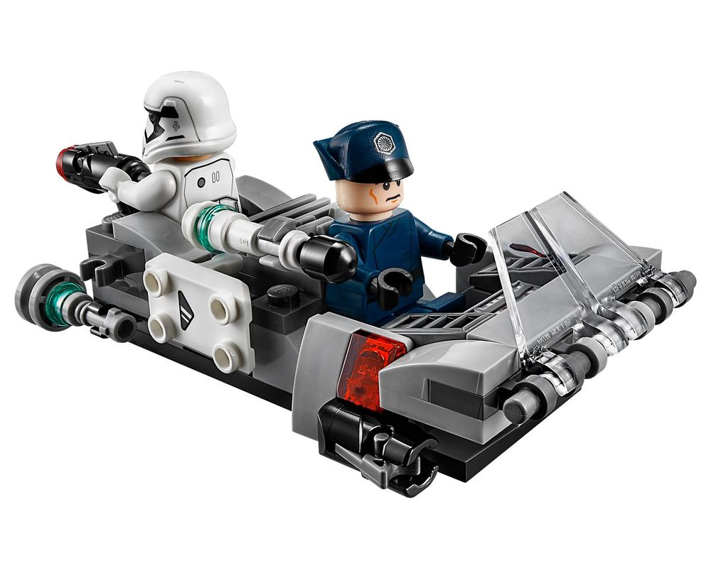 LEGO Set 75166-1 First Order Transport Speeder Battle Pack