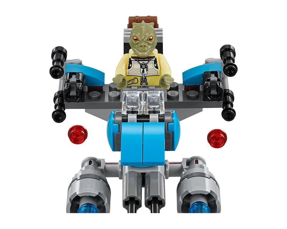 "LEGO Set 75167-1 Bounty Hunter Speeder Bike"" Battle Pack"