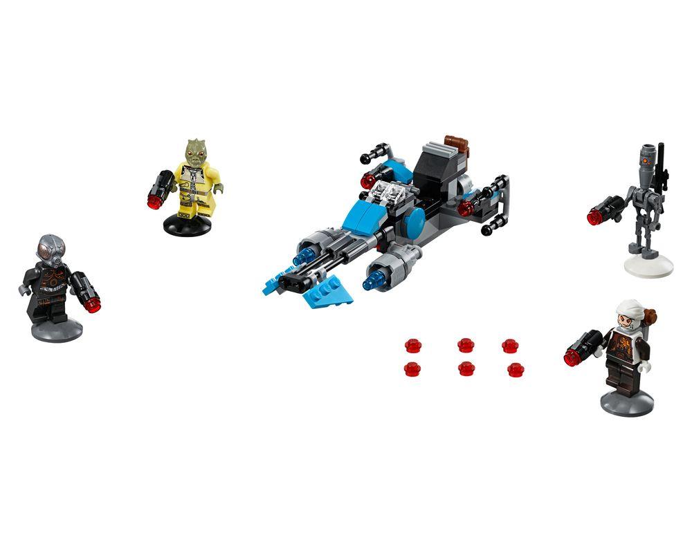 """LEGO Set 75167-1 Bounty Hunter Speeder Bike"""" Battle Pack (LEGO - Model)"""