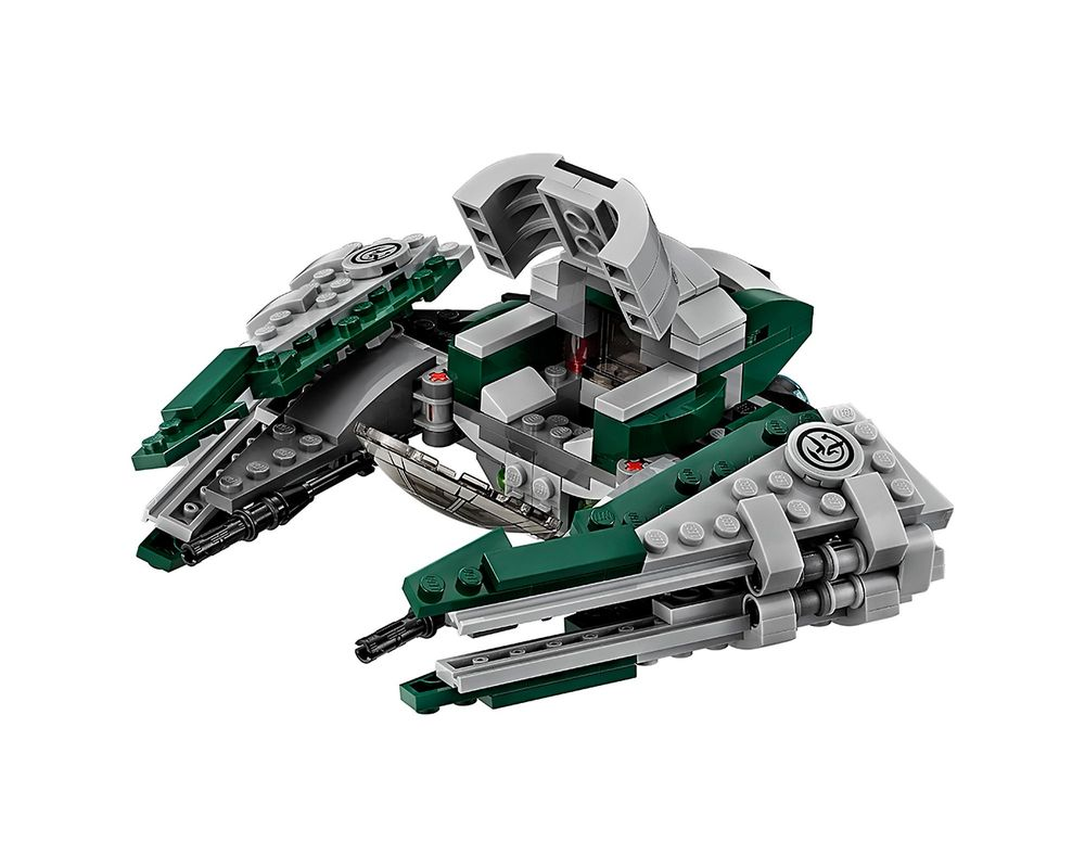 LEGO Set 75168-1 Yoda's Jedi Starfighter