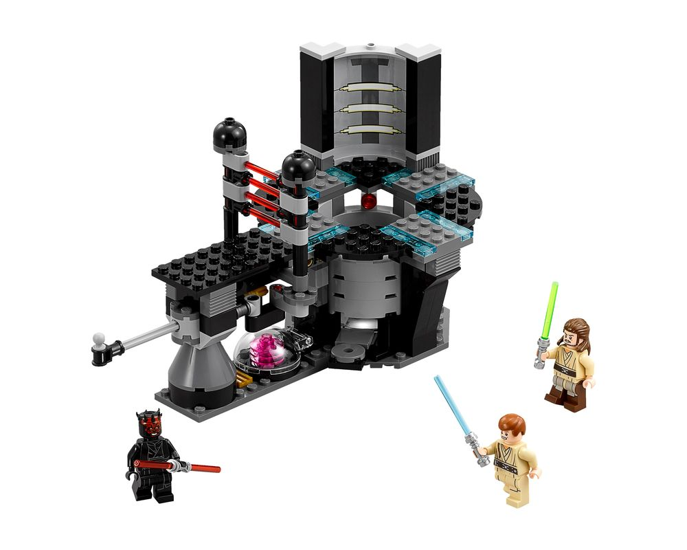 LEGO Set 75169-1 Duel on Naboo (Model - A-Model)