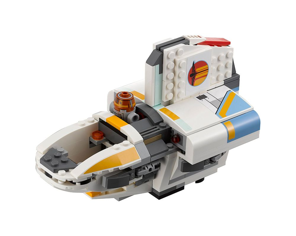 LEGO Set 75170-1 The Phantom