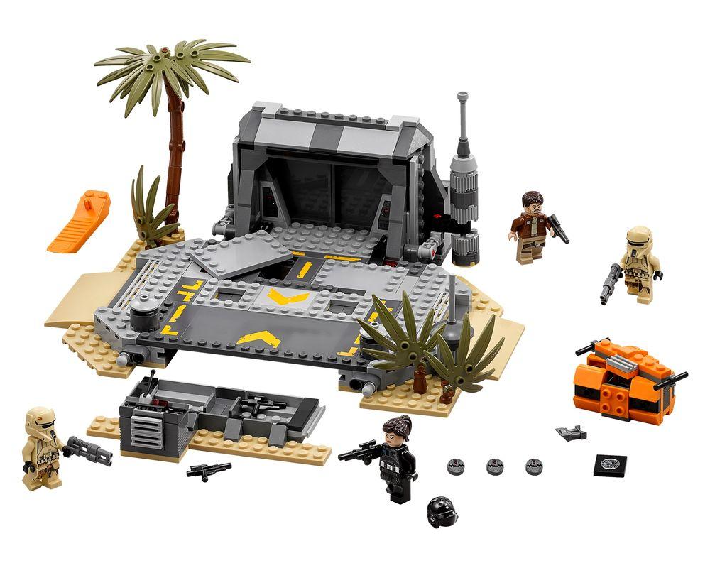 LEGO Set 75171-1 Battle on Scarif (Model - A-Model)