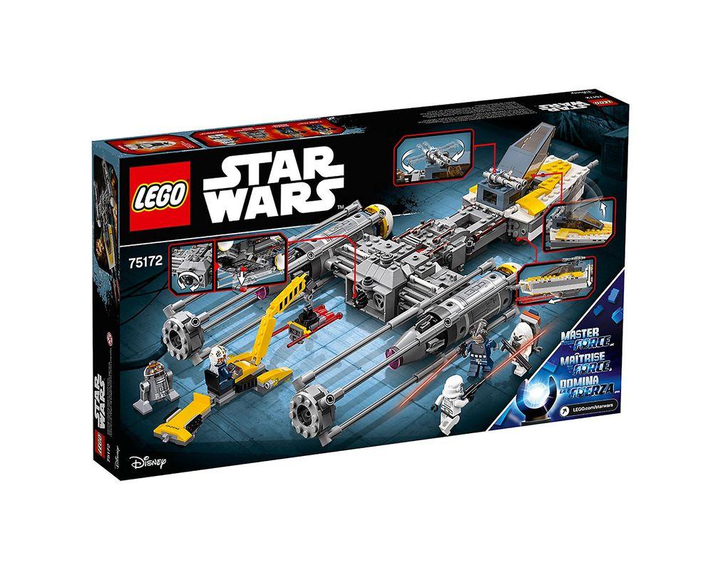 LEGO Set 75172-1 Y-Wing Starfighter