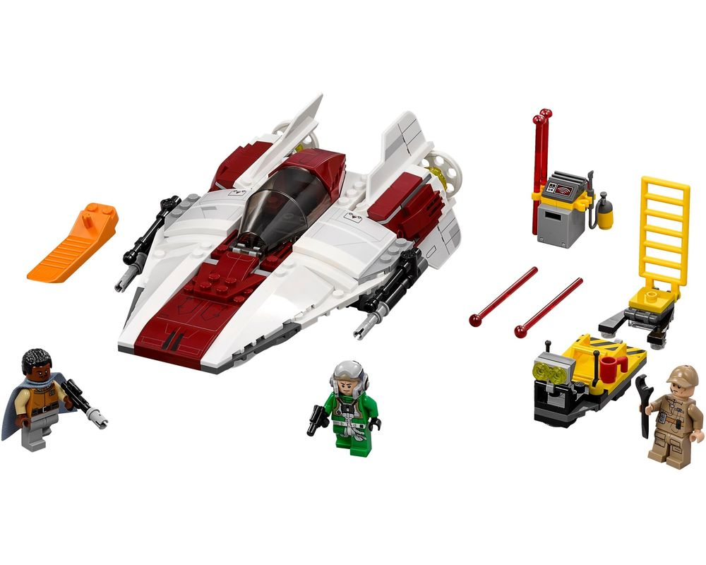 LEGO Set 75175-1 A-Wing Starfighter (LEGO - Model)