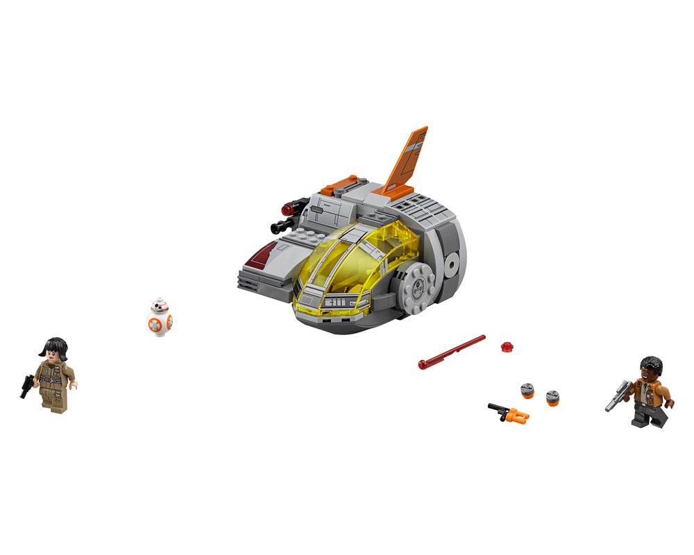 LEGO Set 75176-1 Resistance Transport Pod (Model - A-Model)
