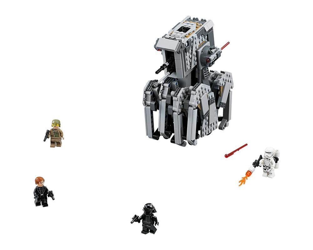 LEGO Set 75177-1 First Order Heavy Scout Walker (LEGO - Model)