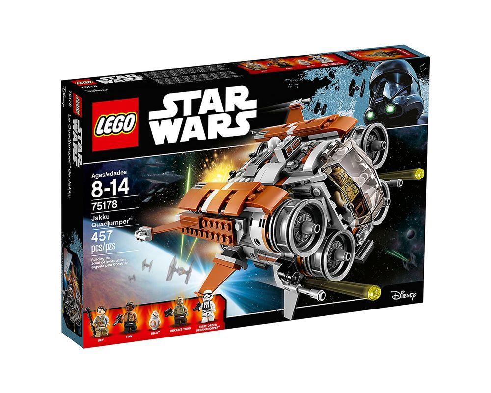 LEGO Set 75178-1 Jakku Quadjumper