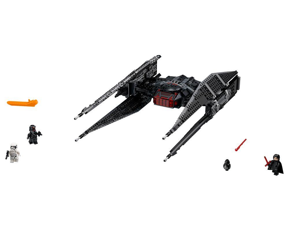 LEGO Set 75179-1 Kylo Ren's TIE Fighter (Model - A-Model)