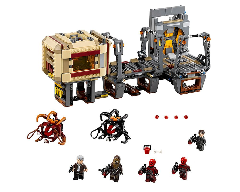 LEGO Set 75180-1 Rathtar Escape