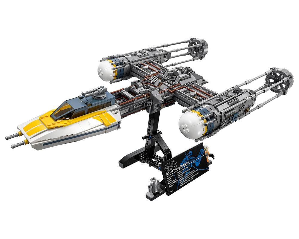 LEGO Set 75181-1 Y-Wing Starfighter (LEGO - Model)