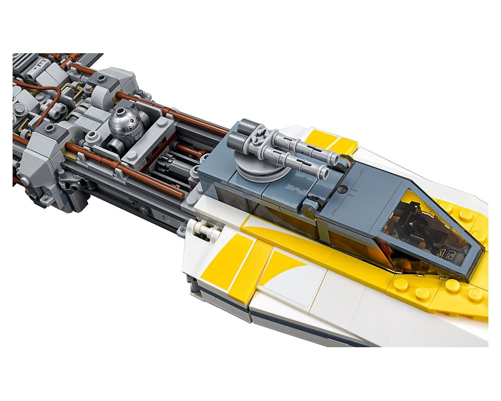 LEGO Set 75181-1 Y-Wing Starfighter
