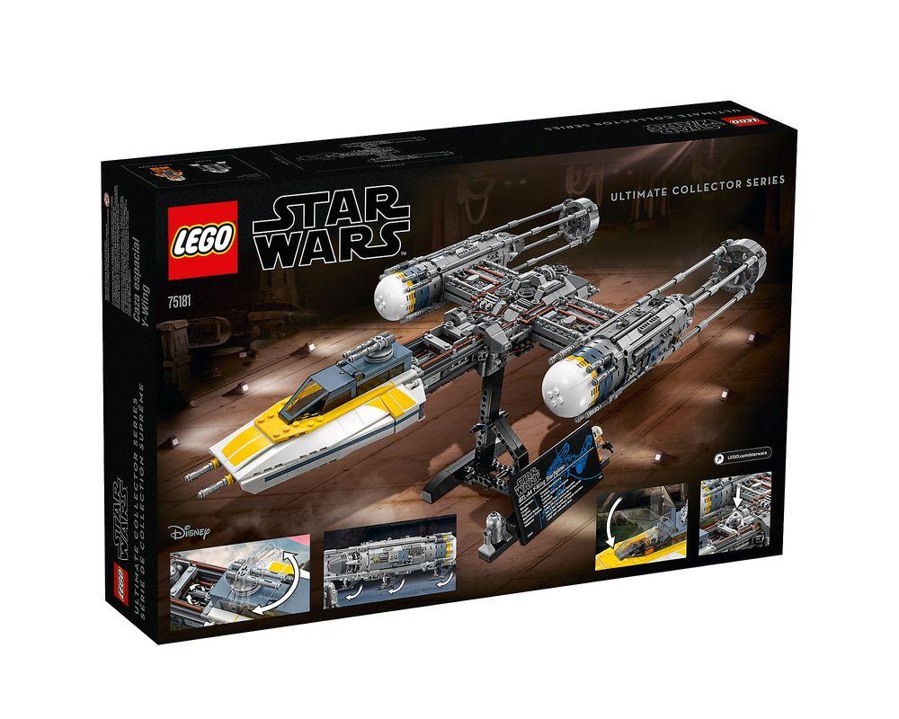 LEGO Set 75181-1 Y-Wing Starfighter