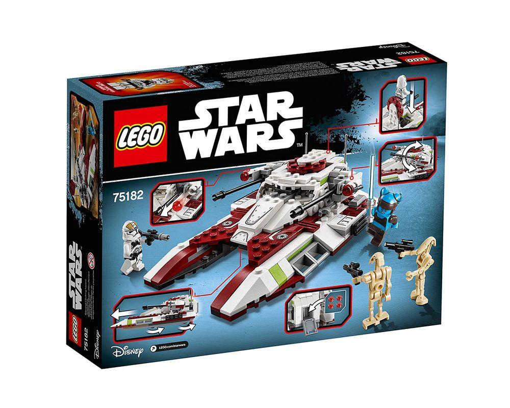 LEGO Set 75182-1 Republic Fighter Tank