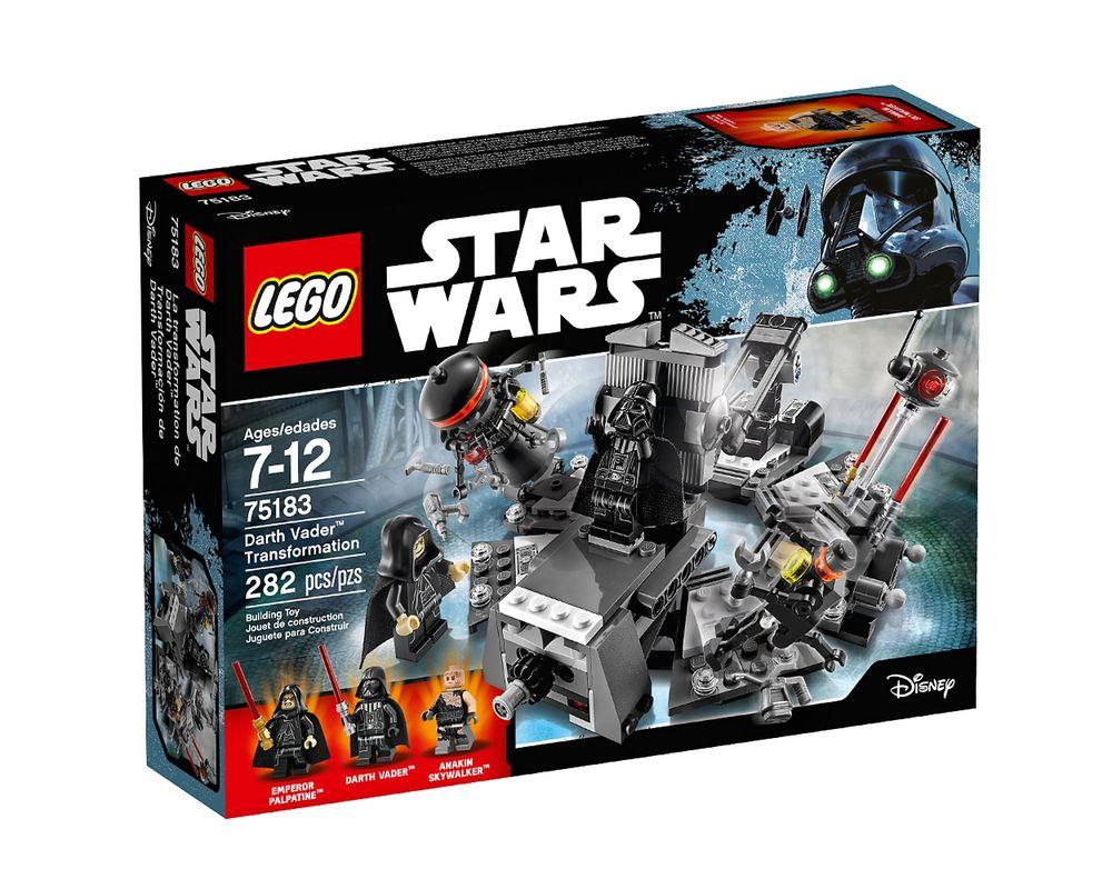 LEGO Set 75183-1 Darth Vader Transformation