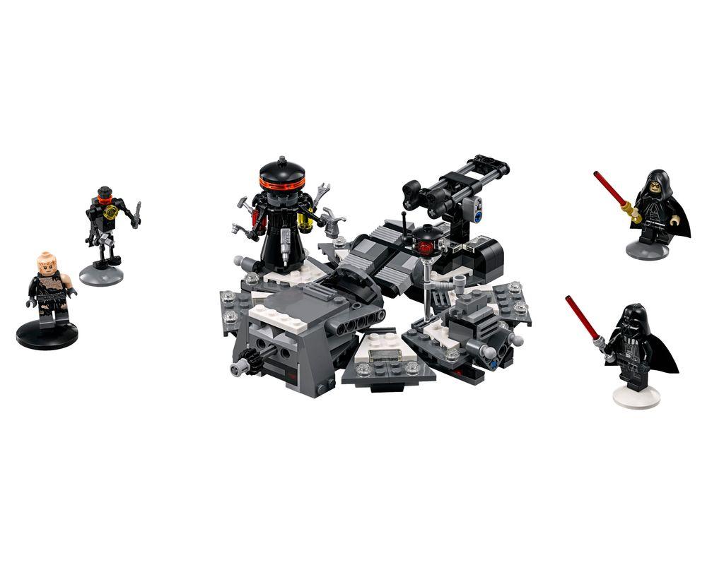 LEGO Set 75183-1 Darth Vader Transformation (LEGO - Model)