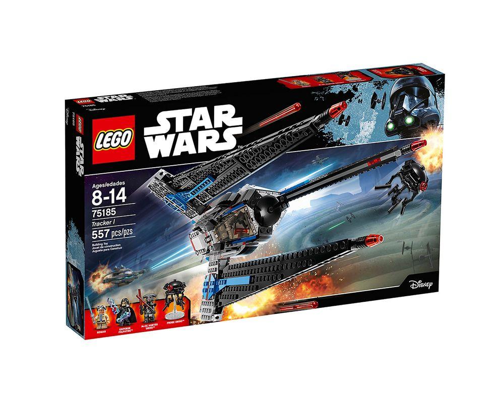 LEGO Set 75185-1 Tracker I