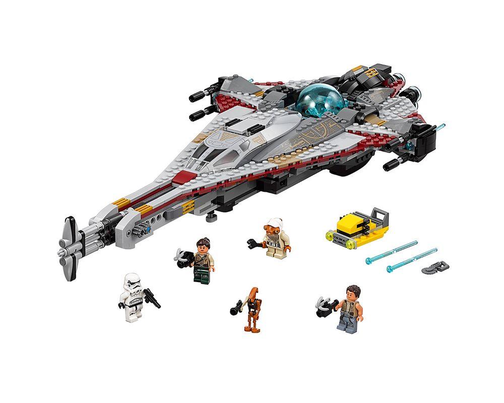 LEGO Set 75186-1 The Arrowhead