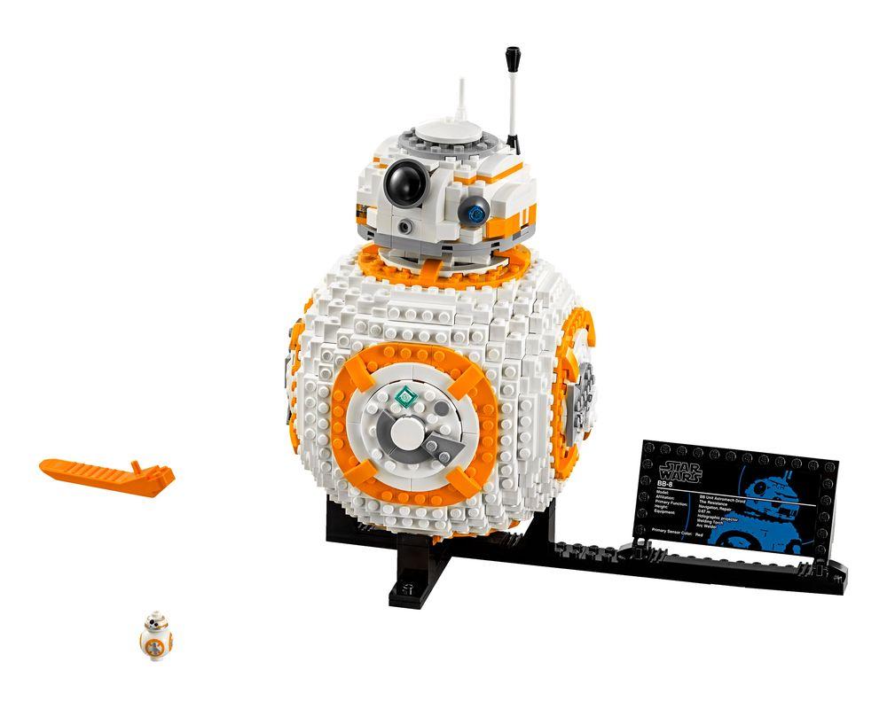 LEGO Set 75187-1 BB-8 (Model - A-Model)