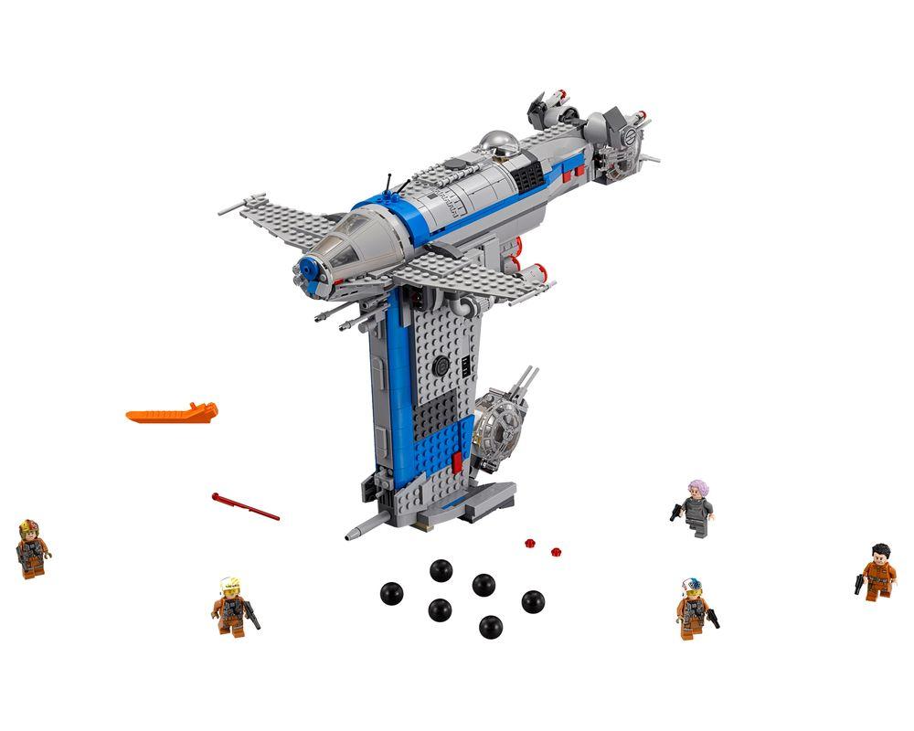 LEGO Set 75188-1 Resistance Bomber (LEGO - Model)