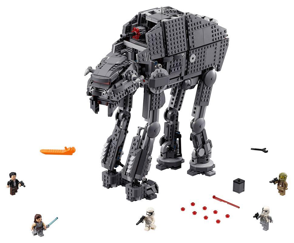LEGO 75189-1 First Order Heavy Assault Walker (2017 Star
