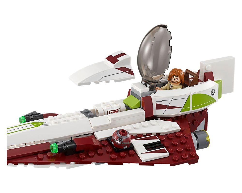 LEGO Set 75191-1 Jedi Starfighter with Hyperdrive