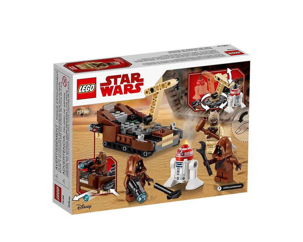 LEGO Set 75198-1 Tatooine Battle Pack
