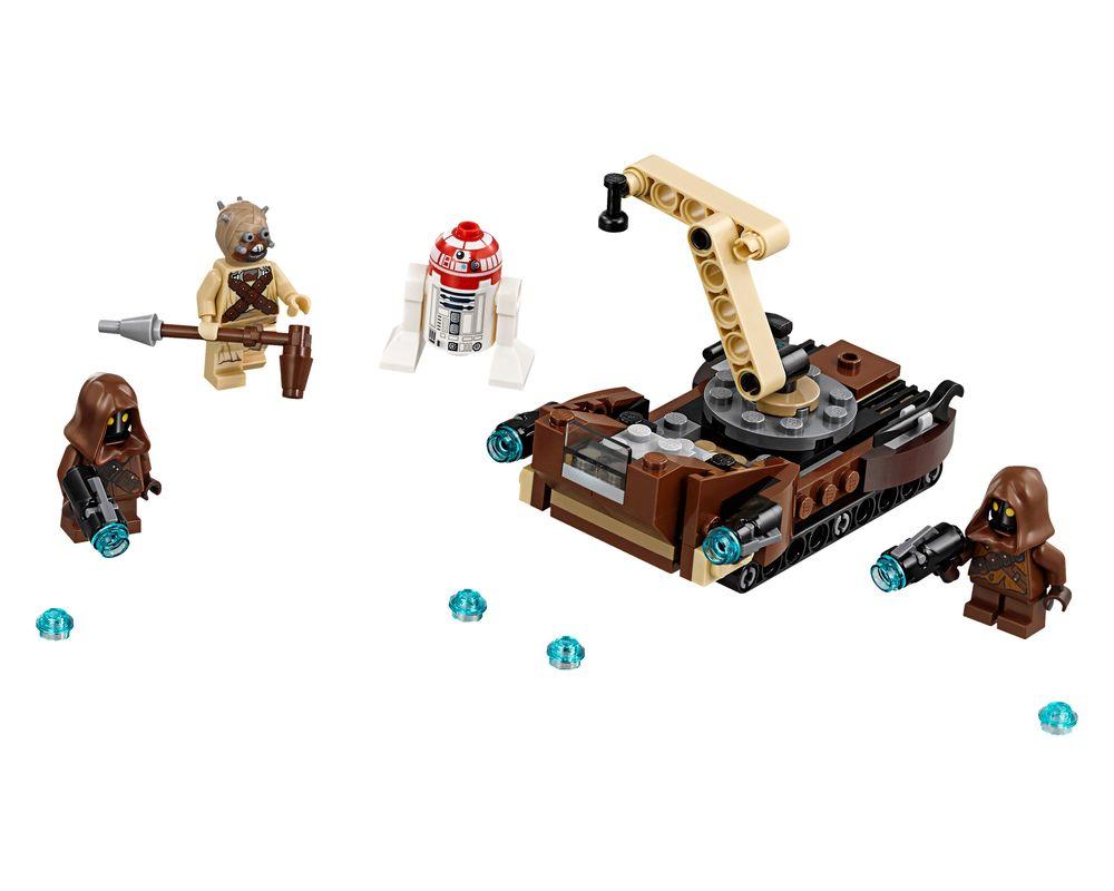 LEGO Set 75198-1 Tatooine Battle Pack (LEGO - Model)
