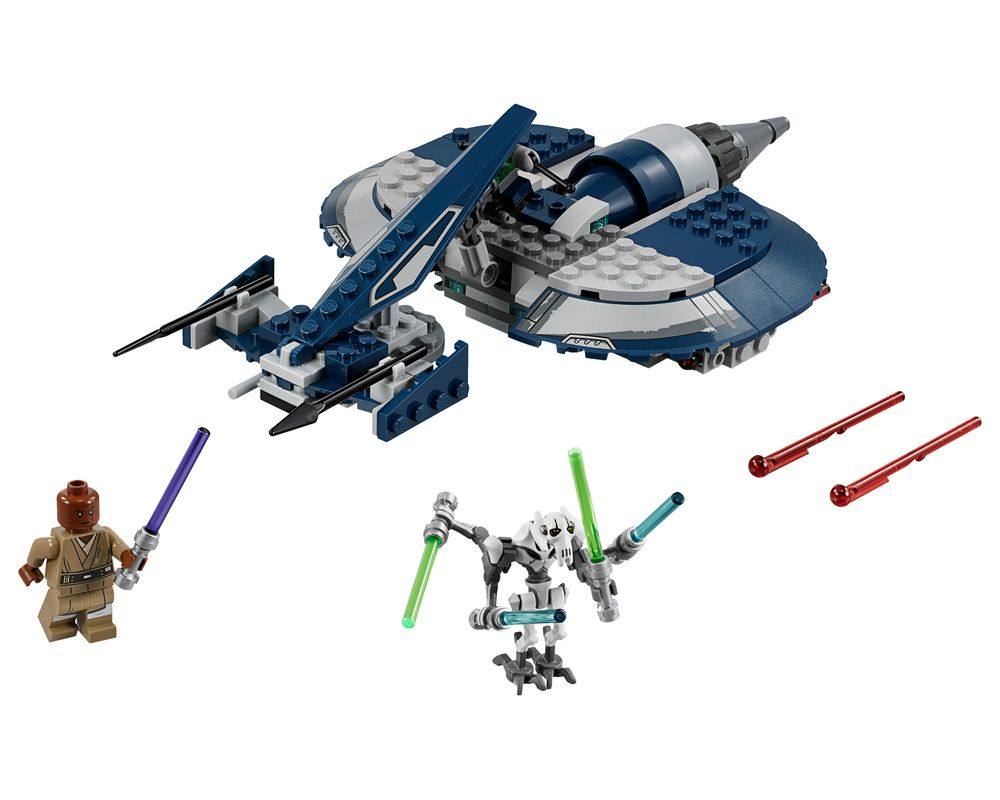 LEGO Set 75199-1 General Grievous' Combat Speeder (LEGO - Model)