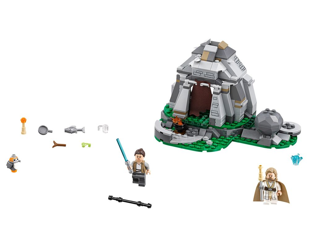 LEGO Set 75200-1 Ahch-To Island Training (LEGO - Model)