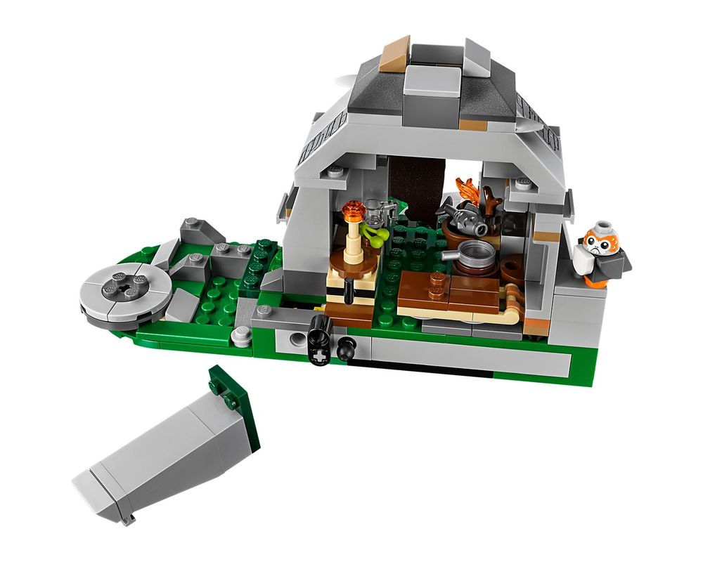 LEGO Set 75200-1 Ahch-To Island Training