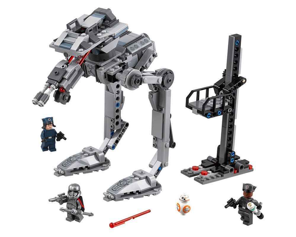 LEGO Set 75201-1 First Order AT-ST (Model - A-Model)