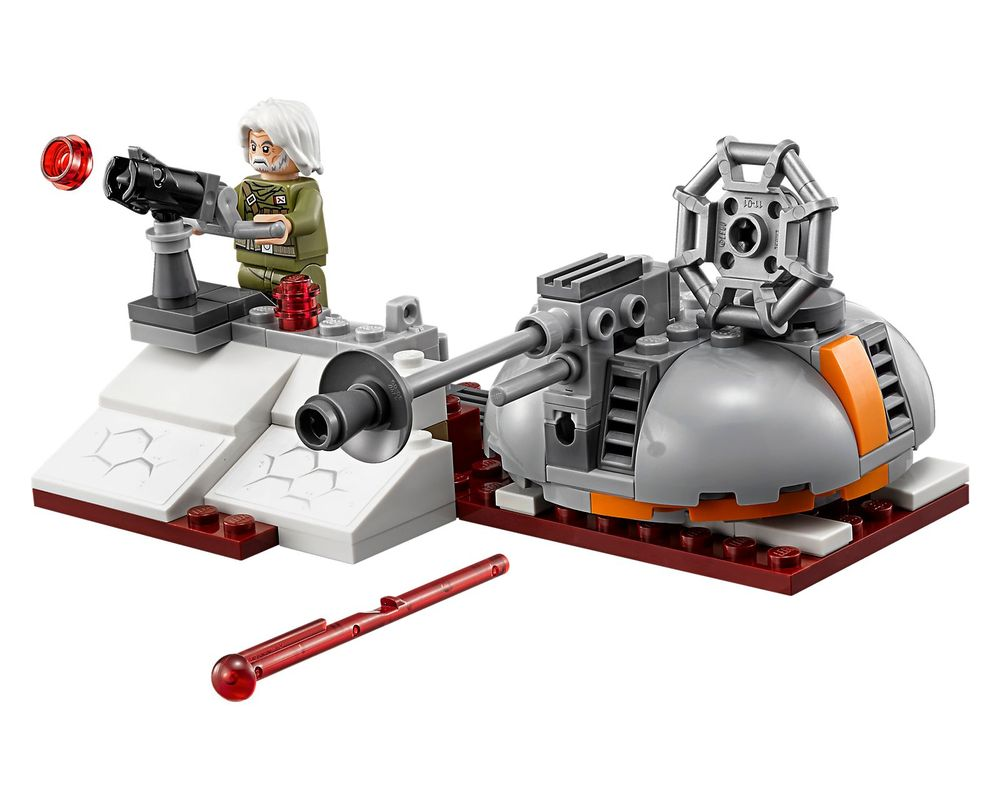 LEGO Set 75202-1 Defense of Crait